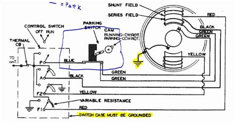 wiper motor wiring the amc forum