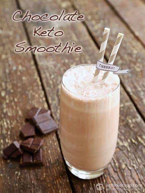 carb smoothie recipes