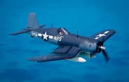 Corsair F4u Vought Fighter Chance Pilot War