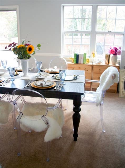ikea ghost chairs and table 17 best images about ghost chair obsession on
