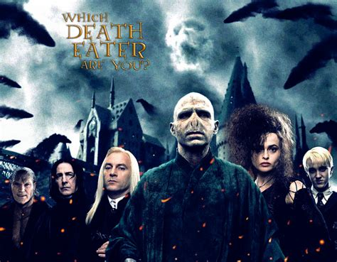 Which Death Eater Are You?  Quiz  Zimbio