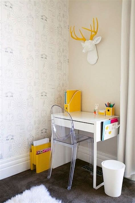 Workspaces For Kids Micke Desk By Ikea  Petit & Small