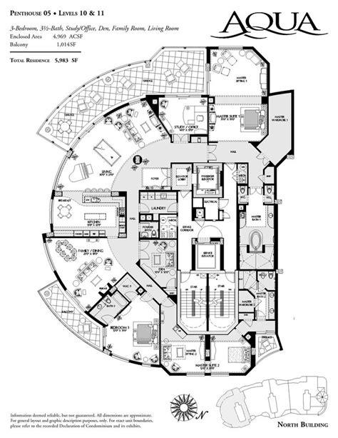 luxury floor plans naples luxury residences penthouse