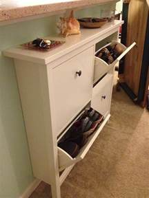 Small Narrow Floor Cabinet by Entry Hall Products Find Mirrors Shoe Storage Console