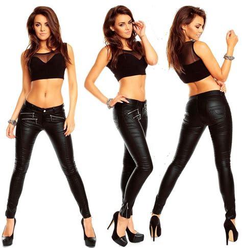tenue de bureau femme 17 best ideas about pantalon simili cuir femme on