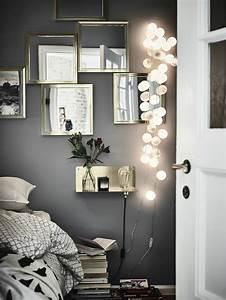 Dekoration Für Schlafzimmer : 1001 ideen in der farbe perlgrau zum inspirieren ~ Indierocktalk.com Haus und Dekorationen