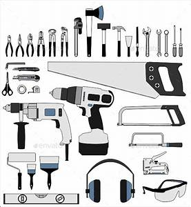 Set of Tools by KaresansuiDesign | GraphicRiver