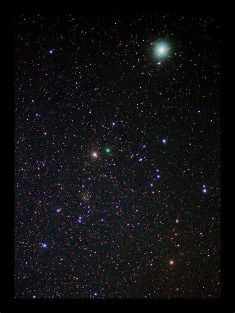 polaris star comet lovejoy near star polaris today s image earthsky