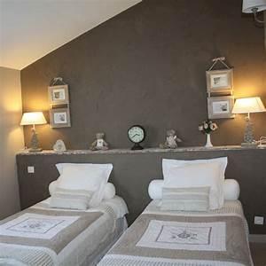 Deco Maison Avec Poutre : chambre avec douche l 39 italienne esprit de convivialit ~ Zukunftsfamilie.com Idées de Décoration