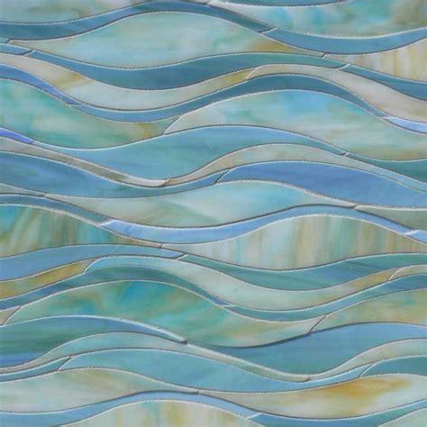 oasis  glass mosaic tile   tilery