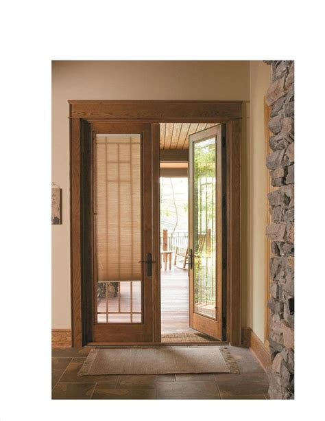 pella designer series hinged patio door windows doors