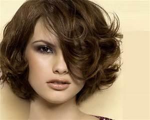 Coupe De Cheveux Carré Court : coupe cheveux carr court boucl ~ Melissatoandfro.com Idées de Décoration