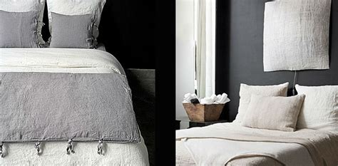 French Linen Secret Maison's Raw Bed Linen