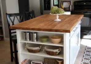 diy kitchen islands ideas kitchen island ideas how to make a great kitchen island inoutinterior