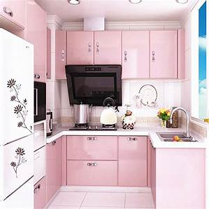 1 roll 164ft furniture renovation decal pearlized stoving With best brand of paint for kitchen cabinets with us dot stickers