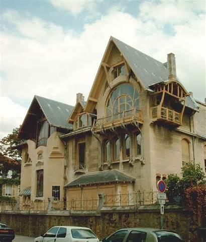 Majorelle Villa Nancy Nouveau Louis 1902 Sauvage