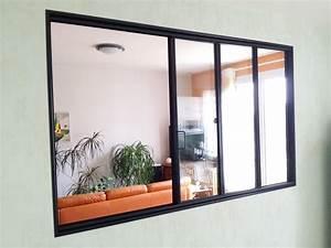 Verriere Interieure Coulissante : verri re interieure ~ Premium-room.com Idées de Décoration