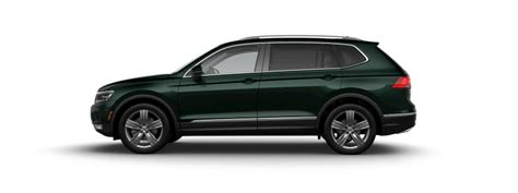 dark green volkswagen what are the color options available for the 2018 vw tiguan