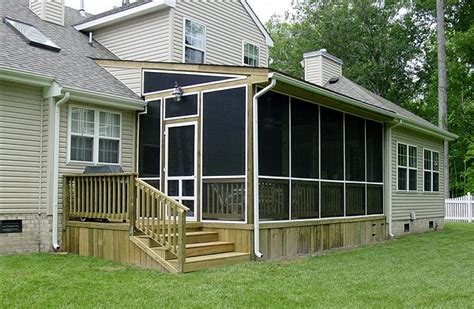 Diy Screened In Porch Kit by Ideas Screen Porch Kits Lowes Design Ideas Diy