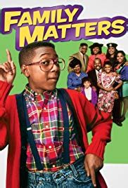 Family Matters TV Show