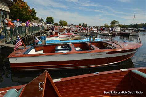Boat Show Lake Geneva by Bangshift 2014 Lake Geneva Classic And Antique Boat