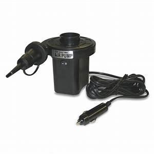 Swimline 12-Volt Accessory Outlet Electric Pump for