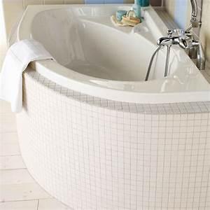 Habillage De Baignoire : bien choisir sa baignoire leroy merlin ~ Dode.kayakingforconservation.com Idées de Décoration
