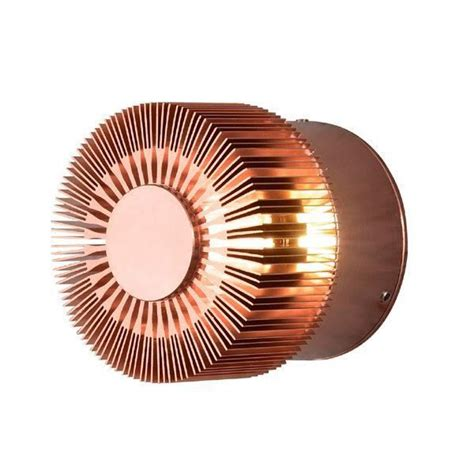 Applique Exterieur ou Plafonnier Dona LED cuivre. - Achat/Vente applique murale pas cher ...
