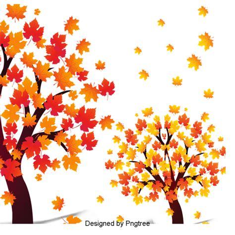 Simple Cartoon Hand Painted Autumn Element Design, Simple ...