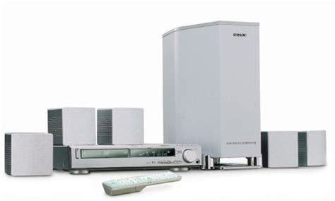 sony dav s500 dvd home cinema system reviews home cinema systems review centre