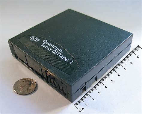 Digital Linear Tape - Wikipedia
