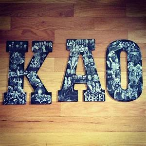sorority craft kappa alpha theta picture letters crafts With theta chi wooden letters