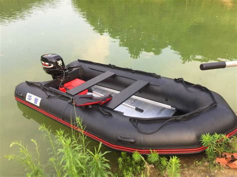 Extreme Fishing Inflatable Boat by Foldable Inflatable Boat Inflatable Rubber Boat Military