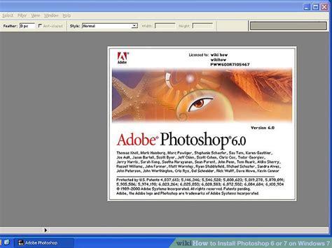 3 Ways To Install Photoshop 6 Or 7 On Windows 7
