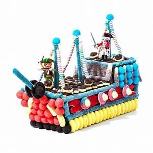 Deco Bonbon Anniversaire : le black pearl bonbon gateau bonbon gateau anniversaire et gateau anniversaire enfant ~ Melissatoandfro.com Idées de Décoration