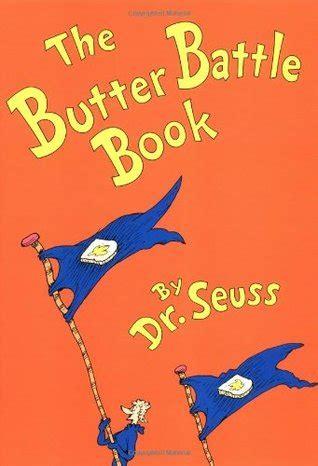 butter battle book  dr seuss
