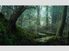 Inspirations Fantastic Forests Michael Pehel