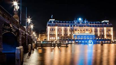 Hotel Amsterdam Amstel Background Wallpapers