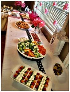 bridal shower food party themes ideas pinterest With wedding shower food ideas pinterest