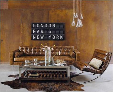 mobilier de canapé cuir decoration com canap cuir marron vieilli capitonn 3 places