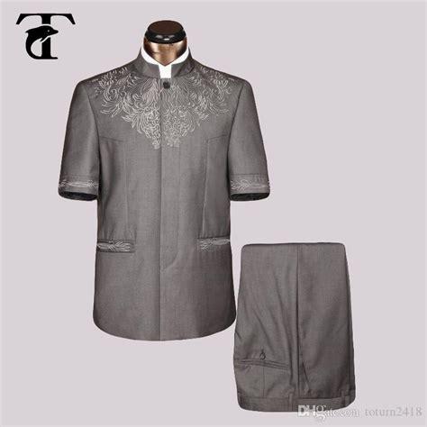 casual pant sleeve suit blazer jacket wholesale clothing
