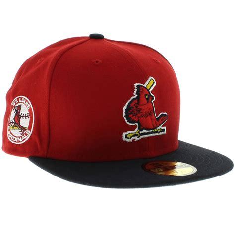 st louis cardinals colors st louis cardinals team colors the side patch 59fifty new