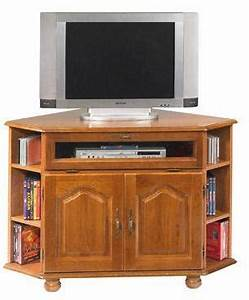 categorie meubles de television page 2 du guide et With tonnelle en bois pour jardin 2 meuble tv 2 portes 2 niches en bois laque blanc pieds