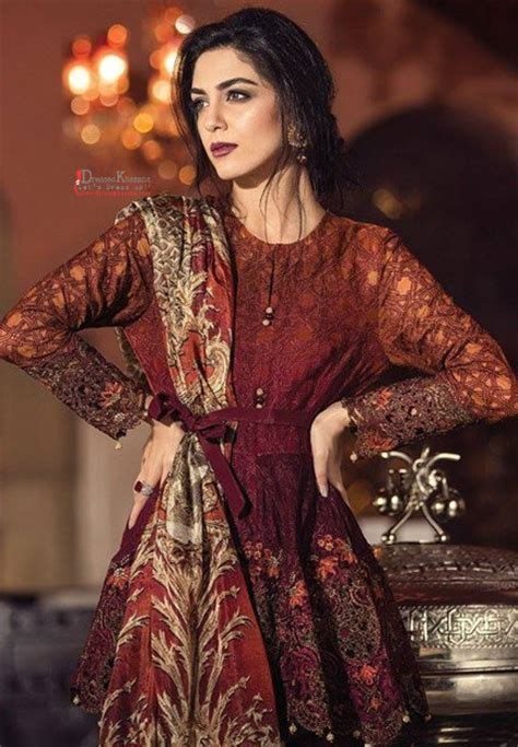 women clothing collection for new year 2016 2017 thankar new year dresses designs 2017 and dress up ideas for evening