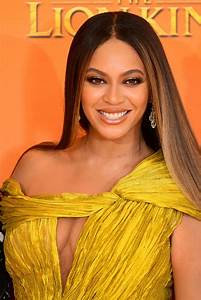 BEYONCE at The Lion King Premiere in London 07/14/2019 ...