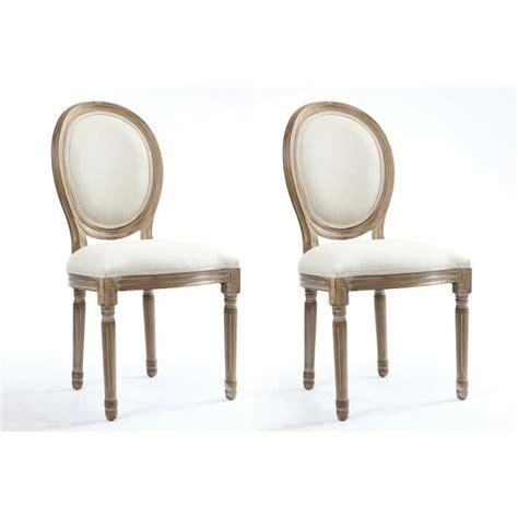 chaises classiques salle manger chaise medaillon achat vente chaise medaillon pas cher soldes dès le 10 janvier cdiscount