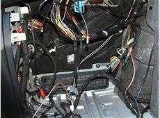 BMW Navigation Sirius & Auxiliary Audio retrofit