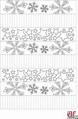 Chains Paper Christmas Sheets Activity Printable Template Chain Decorations Colour Cut Templates Coloring Mindfulness Diy Activities Pages Own Craft Crafts sketch template