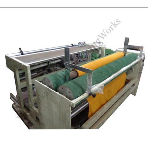 rolling machines electric fabric rolling machine manufacturer  surat