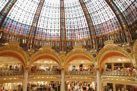 visite des galeries lafayette inspiration for travellers